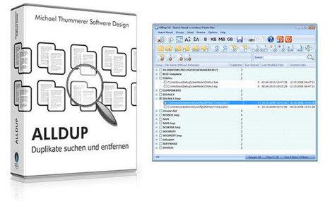 AllDup, para localizar y eliminar archivos duplicados | Batiburrillo.net | Scoop.it