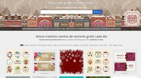 Bancos de recursos de imágenes y fotografía libres de derechos de autor. Recursos gráficos de Navidad | Tecnología Educativa | Scoop.it