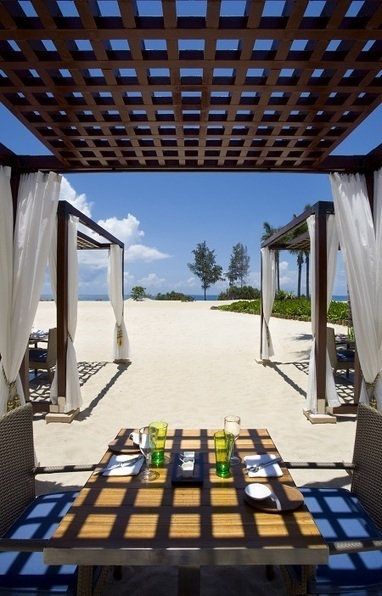 The Ritz-Carlton Sanya - celebrate at the Sand Restaurant - A Beauty Feature | As I travel | Scoop.it