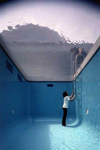 The Swimming Pool Illusion by Leandro Erlich | Design Stories | Scoop.it