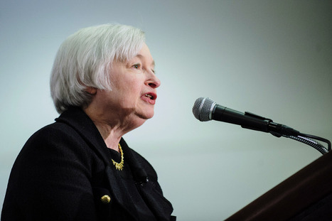 Yellen to Be Named Fed Chairman, First Female Chief | MVECON | Scoop.it
