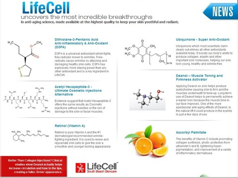 Life Cell Skin Review - GET FREE TRIAL SUPPLIES LIMITED!!! | How We Look Beautifull with Life Cell Skin | Scoop.it