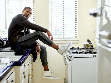 NBA Star Russell Westbrook Is Changing How Men's Fashion Works | Organizational Development & Leadership | Scoop.it