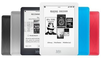 Comparatif : les meilleures liseuses d'eBooks - LyonCapitale.fr | e-books | Scoop.it