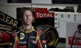 Romain Grosjean doit se relancer à Silverstone. | Auto , mécaniques et sport automobiles | Scoop.it