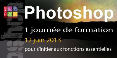 Photoshop en 10 étapes le 12 Juin 2013 dès 9h00 à La Cantine Toulouse | Actu webmarketing et marketing mobile | Scoop.it