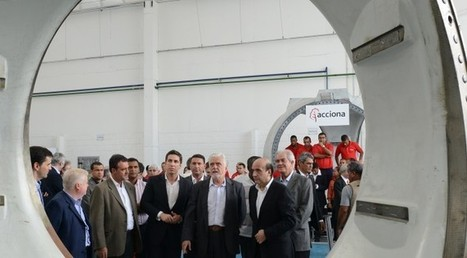 Acciona Windpower opens its first wind energy component ... - Reve   companies   Scoop.it