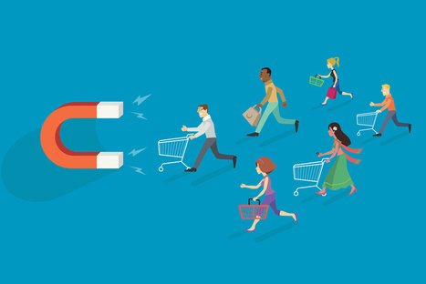 Focus sur les nouveaux outils qui améliorent l'expérience client en magasin | tendances marketing digital | Scoop.it