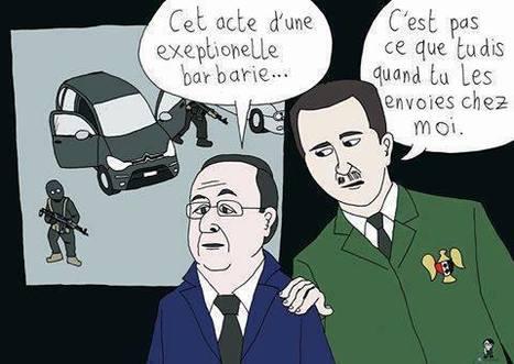 Barbarie contre Charlie Hebdo | Farfeleusement Vôtre | Scoop.it