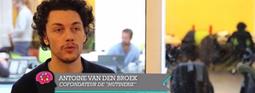 Mutinerie, coworking, travail collaboratif   Demain la Ville - Vidéo   Tiers Lieux, coworking, télétravail   Scoop.it