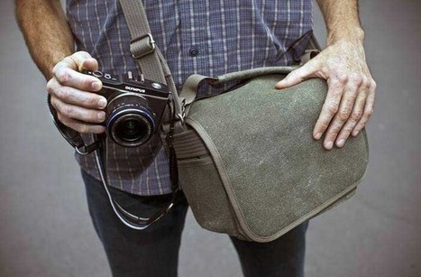 The best bags for Compact System Cameras ‹ roel.me | Fuji X-Pro1 and XF Lenses | Scoop.it