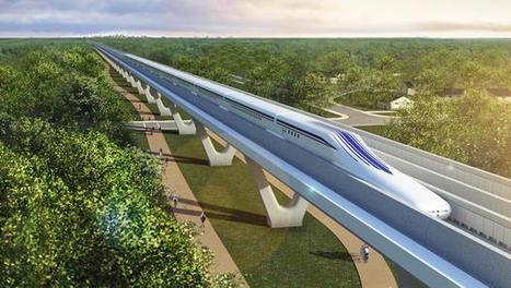 This 300-MPH Bullet Train Will Take You From D.C. To New York In Just An Hour | Real Estate Plus+ Daily News | Scoop.it