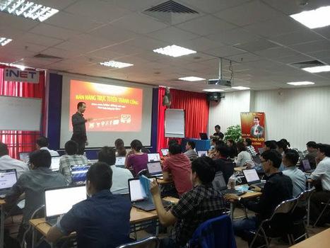 Khoá học Bán hàng trực tuyến Tại Hồ Chí Minh 9/1/2016   iNET   Khóa học seo - Hosting giá rẻ - Tên miền miễn phí tại iNET   Scoop.it