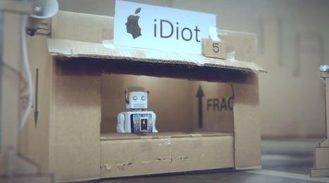 IDiots, ou le portrait-robot de l'obsolescence programmée | Economie Responsable et Consommation Collaborative | Scoop.it