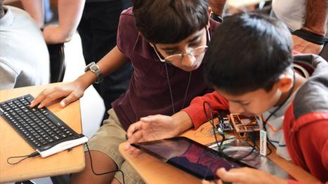 7 razones para enseñarle a los niños a programar | Maestr@s y redes de aprendizajes | Scoop.it
