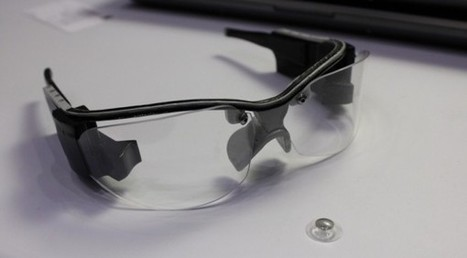 Innovega Demonstrates iOptik Contact Lenses for Augmented Reality | Augmented Reality News and Trends | Scoop.it