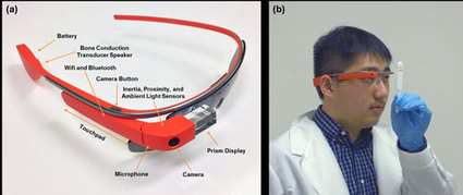 A Google Glass app for instant medical diagnostics (w/video) | Humanité technologique | Scoop.it