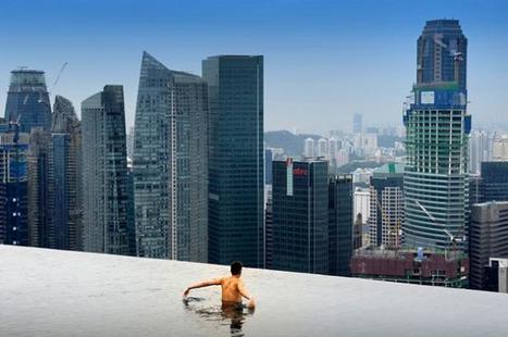En plein coeur de Singapour | Piscine de rêve | Scoop.it