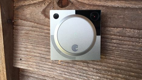 August Doorbell Cam gains motion detection and video recording features - 9to5mac | Smart Home & Connected Things | Scoop.it