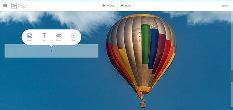 ¿Todavía no conoces Adobe Spark? Fotos con texto, vídeos y web en una aplicación. | Educación 2.0 | Scoop.it