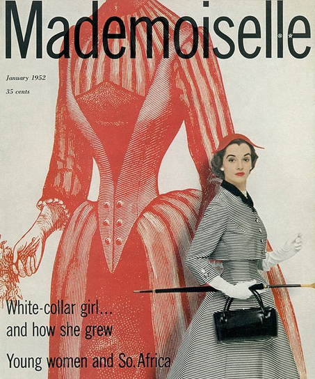vintage everyday: Fashion Magazine Covers from 1940s-1950s | 1950's in Australia | Scoop.it
