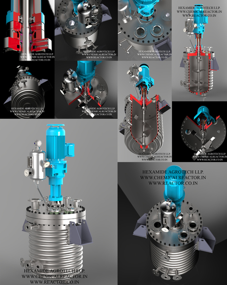 REACTION VESSEL MFG INDIA | CHEMICAL REACTOR MANUFACTURER INDIA | Scoop.it