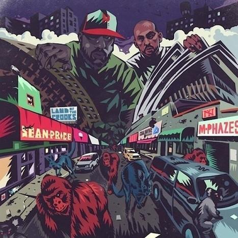 Sean Price & M-Phazes – 'Dump In The Gut' - le hip hop sur ecoute | Rap , RNB , culture urbaine et buzz | Scoop.it