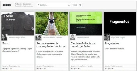 Leedona, nuevo sitio para publicar o descargar ebooks | eines llibres i revistes digitals | Scoop.it