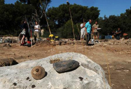 Ponteau, 5 000 ans d'histoire - La Provence | Mégalithismes | Scoop.it