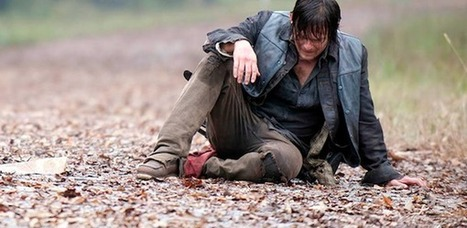 Who is hiding behind Daryl? Here's your answer. | Nerdy Stuff | Scoop.it