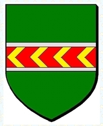 Blason de Confracourt - Racines Comtoises | Confracourt | Scoop.it