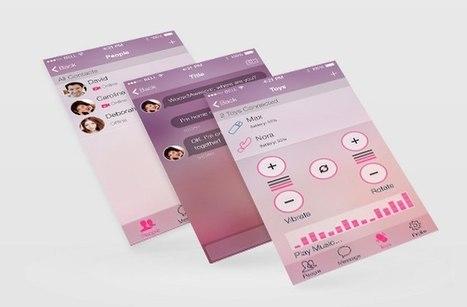Lovense : L'application pour entretenir les relations à distance | Le toucher via le web | Scoop.it