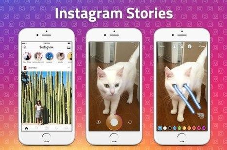 Истории в Инстаграм - самое большое обновление за всю историю приложения | Социальные сети и бизнес | Scoop.it