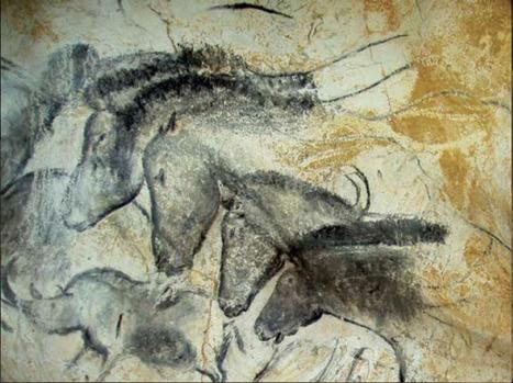 Dans La Grotte des animaux qui dansent : Thaïm est un artiste #ArtAW #ArcheoWeek @elanvert @reseau_canope   CDI Lecture   Scoop.it