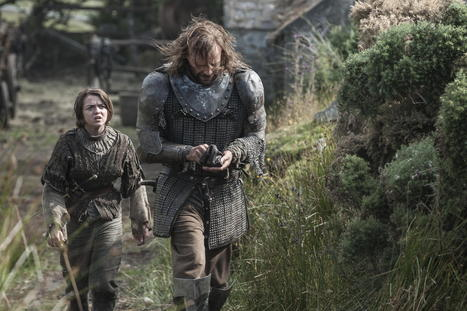 Second screen for 'Game of Thrones' in France - Broadband TV News | The intersection of television, social media, marketing and academia | Scoop.it