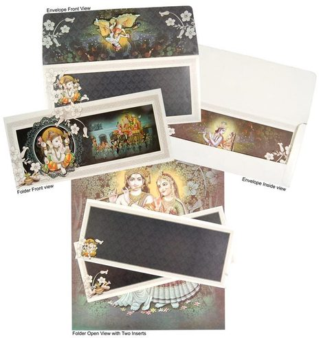 An Elegant and Informative way for Hindu Wedding Invitation | Hindu Wedding Cards | Scoop.it