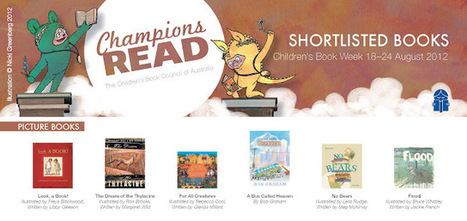 Books in Print: 2012 CBCA Book of the Year Awards | Book Week 2016 | Scoop.it