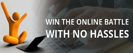 Win the Online Battle with No Hassles | Drupal Blog | Drupal Services | Scoop.it