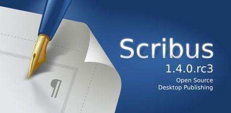 Scribus: una alternativa gratuita a Indesign · Blog de @MarianaEguaras | Educacioaunclic | Scoop.it