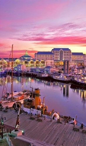 Vivere all'estero: Sud Africa!: Cape Town Rated as the most beautiful city in the world | Sud Africa, info e curiosità | Scoop.it