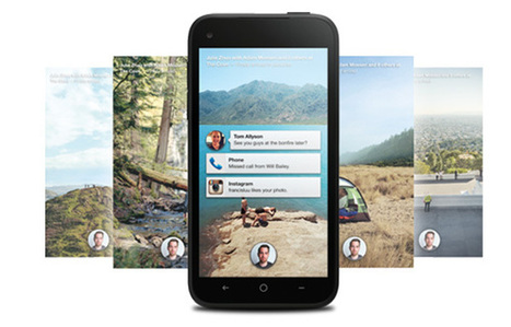 #Facebook Home déjà disponible au téléchargement pour certains #Android | Social media | Scoop.it