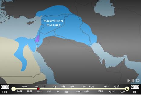 Mapa animado: Imperial History of the Middle East | Rincón didáctico de CCSS, Geografía e Historia | Recursos educativos para Bachillerato, Geografía e Historia | Scoop.it