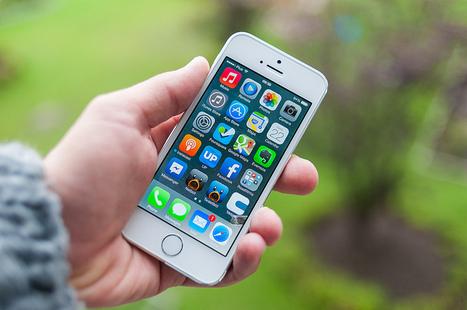 Apple's 5S, iOS 7 Has Plenty of Goodies for Cause Marketing | HSC Marketing | Scoop.it