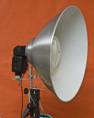 Build A Beauty Dish From An IKEA Lamp | Photography Gear News | Scoop.it