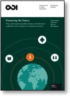 Financing the future: How international public finance should fund a global social compact to eradicate poverty | ODI | Gender and social inclusion | Scoop.it