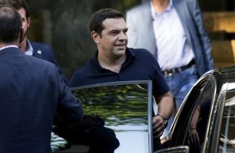 Les Inrocks - Reportage à Athènes chez les déçus de Syriza | Union Européenne, une construction dans la tourmente | Scoop.it