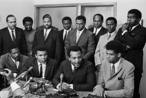 """""""Remembering Cleveland's Muhammad Ali Summit, 45 years later"""" 