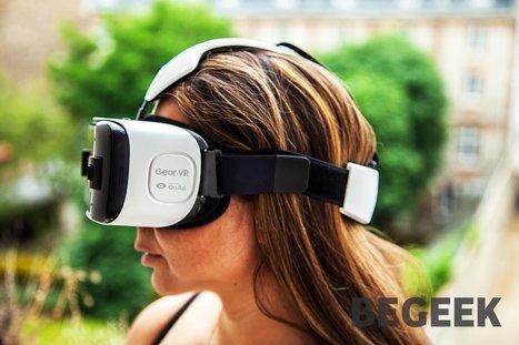 Réalité virtuelle : 1 million d'utilisateurs pour le Samsung Gear VR | Vendeur virtuel | Scoop.it