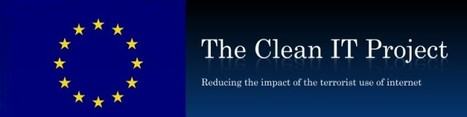Leaked European CleanIT Proposal Would Require The Use Of Real Names ... - Forbes | Media Law | Scoop.it