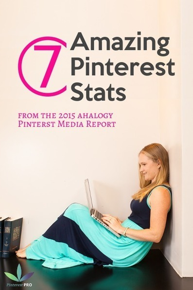 7 Amazing Pinterest Stats for Business Owners | Pinterest | Scoop.it